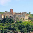 Soave Castello 06 — Stock Photo
