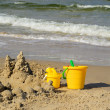 Strandspielzeug - beach toy 07 — Stock Photo