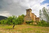 Quecedo kirche - iglesia quecedo 01 — Foto de Stock