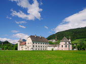 Sterzing Kloster - Sterzing abbey 01 — Stock Photo