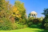Woerlitzer Park Venustempel - English Grounds of Woerlitz Temple of Venus 0 — Stock Photo