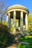 Woerlitzer Park Venustempel - English Grounds of Woerlitz Temple of Venus 0 — Stock Photo