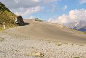 Kaunertal Gletscherstrasse - Kauner valley glacier road 12 — Stock Photo