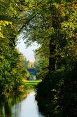 Woerlitzer Park Venustempel - English Grounds of Woerlitz Temple of Venus 05 — Stock Photo