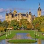 Schwerin Schloss - Schwerin palace 02 — Stock Photo