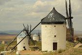 Consuegra Windmehlen - Consuegra Windmill 07 — Stock Photo