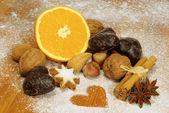 Pletzchen- cookie 12 — Stock Photo