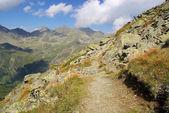 Fiss Wanderung - Fiss hiking 36 — Stock Photo