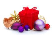 Freigestellt geschenk - dom isolado 35 — Fotografia Stock