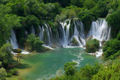 Kravica Wasserfelle - Kravica waterfall 05 — Stock Photo