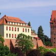 Stock Photo: Tangermende Burg - Tangermende castle 01