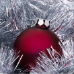 Weihnachtskugel - christmas ball 32a — Stock Photo