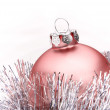 Weihnachtskugel - christmas ball 50 — Stock Photo