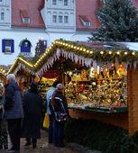 Meissen Weihnachtsmarkt - Meissen christmas market 04 — 图库照片