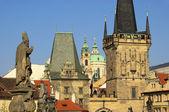 Prag Terme - Prague towers 02 — Stock Photo