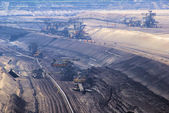 Tagebau Welzow - open pit Welzow 09 — Stock Photo