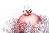 Weihnachtskugel - christmas ball 50 — Stockfoto