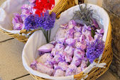 Lavendelseckchen - lavender little bag 01 — Stock Photo