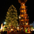 Dresden christmas market — Stock Photo