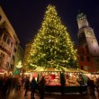 Innsbruck christmas market — Stock Photo