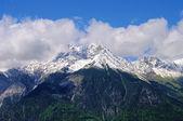 Montanhas de innsbruck — Foto Stock