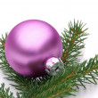 Christmas ball — Stock Photo #17386739