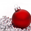 Christmas ball — Stockfoto #17386771