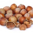 Stock Photo: Hazelnut