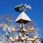 Marienberg bożonarodzeniowy — Zdjęcie stockowe