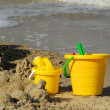 Beach toy — Stock Photo #17987283