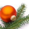 Christmas ball — Stock Photo #17988839