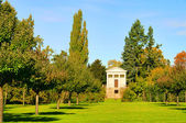 English Grounds of Woerlitz Temple of Flora — Stock Photo