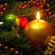 Advent wreath — Stock Photo #18561495