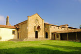 Fiesole Convento di San Francesco, Italy — Foto de Stock