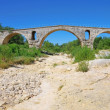 Stock Photo: Pont Julien, France