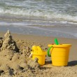 Stock Photo: Beach toy
