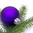 Christmas ball — Stock Photo #18617121