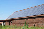 Solaranlage - usina solar 95 — Fotografia Stock
