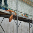 Scaffold 14 — Stock Photo