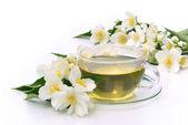 Jasmine tea 05 — Stock Photo