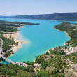 Lac de Sainte-Croix — Stock Photo #20559833