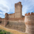Castillo de la Mota  — Stock Photo