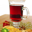 Mulled wine — Stock Photo #21246537