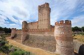 Castillo de la Mota — Stock Photo