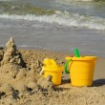 Beach toy — Stock Photo #21255111