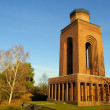 Stock Photo: Burg Bismarck tower 04