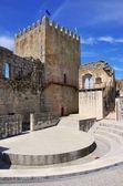 Belmonte castle 02 — Stock Photo