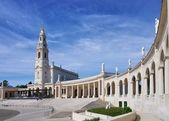 Sanctuary of Our Lady of Fatima, Portugal — Stock Photo