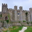 Obidos castle 03 — Stock Photo