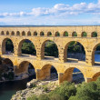 Stock Photo: Pont du Gard 37